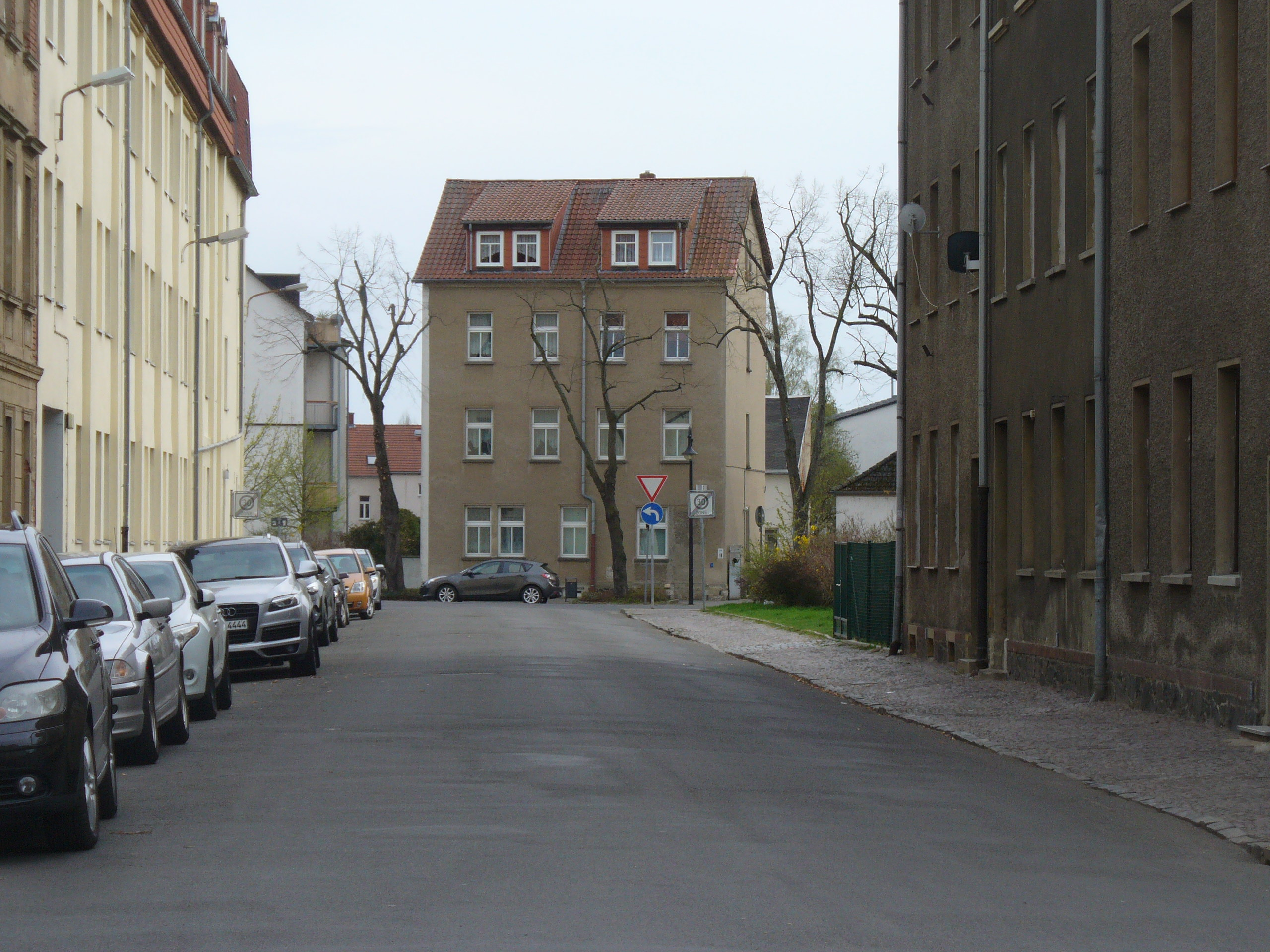 Kleiststraße wird grunderneuert