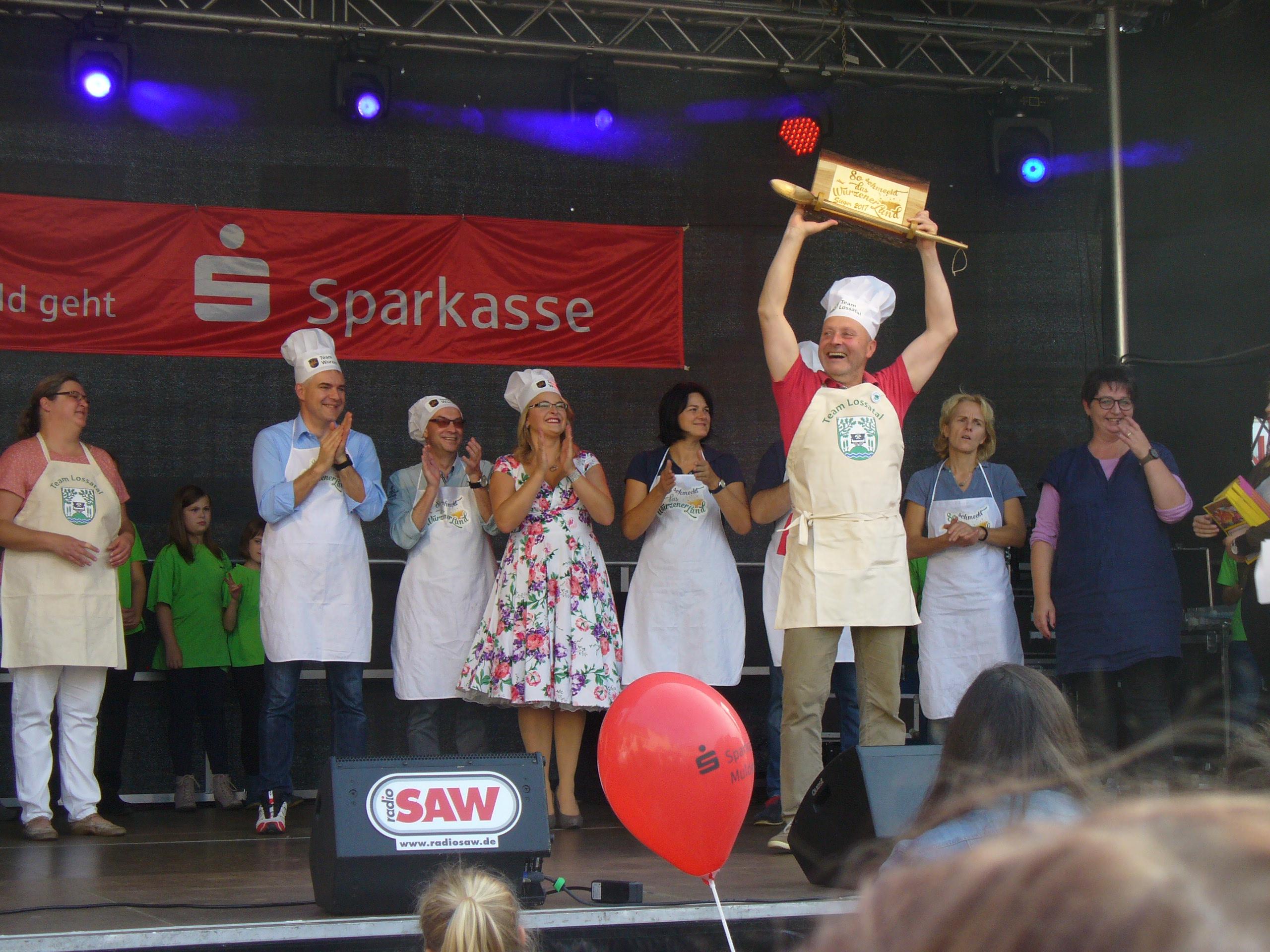 Wurzener Land Fest steigt in Mark Schönstädt