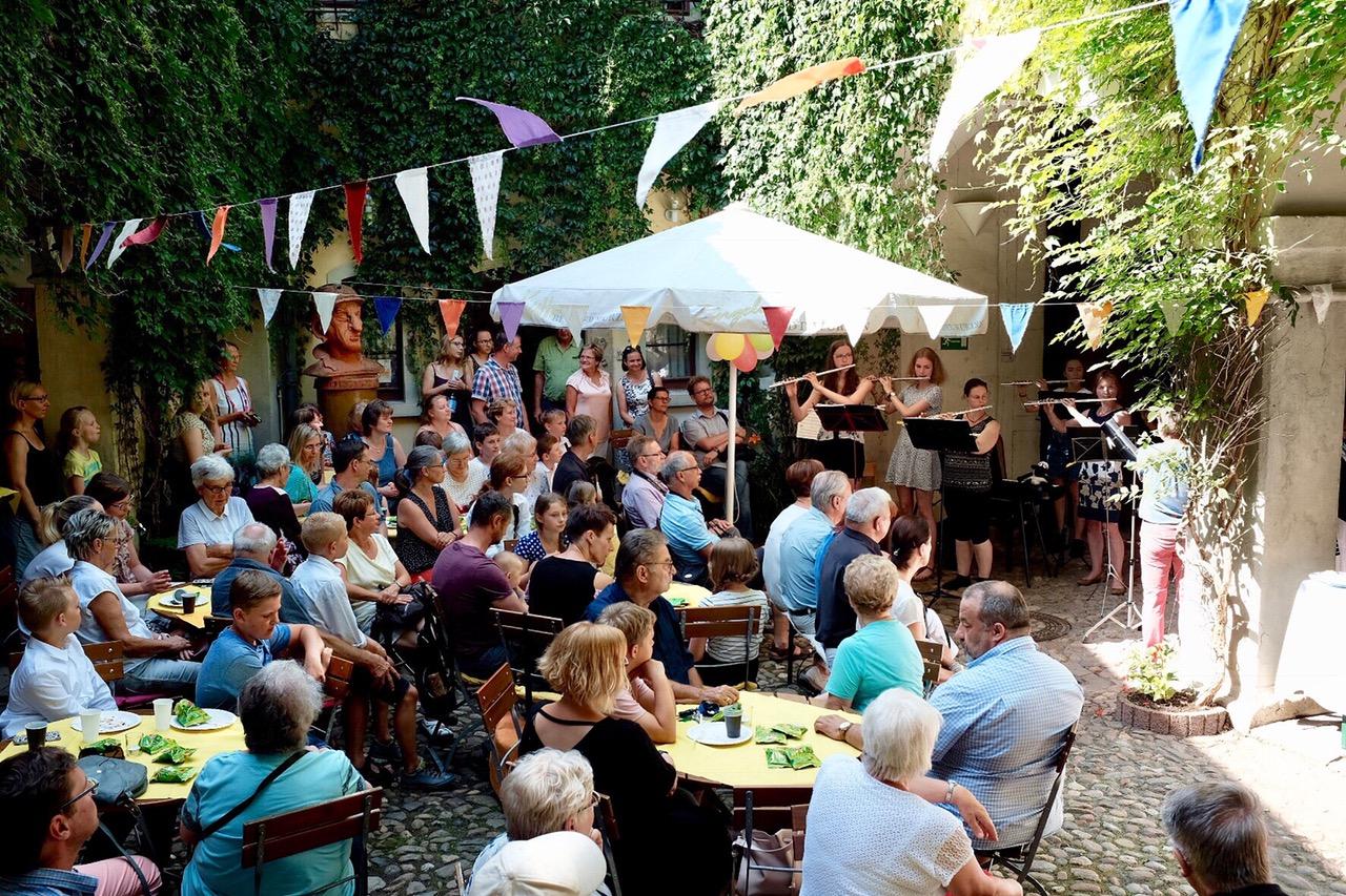 Sommerkonzert im Arkadenhof