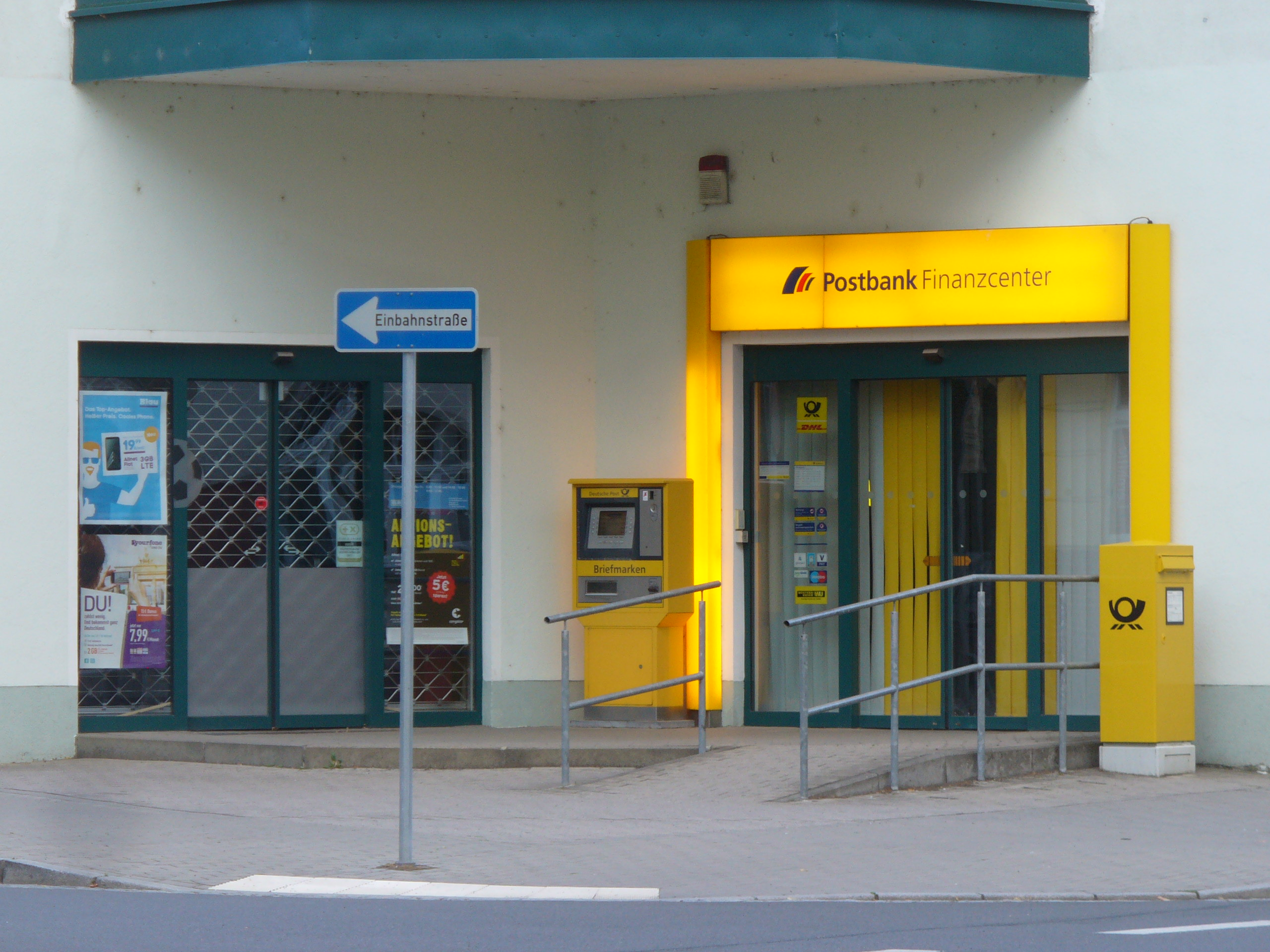 Euronics übernimmt Postfiliale in der Mozartstraße