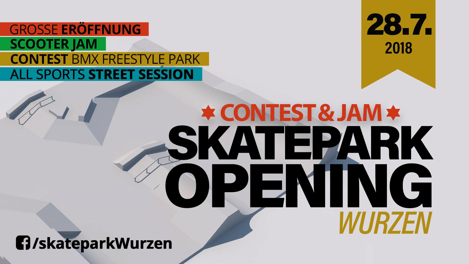 "Keksroller Crew baut mit am Skatepark ""Wooden Corner"""