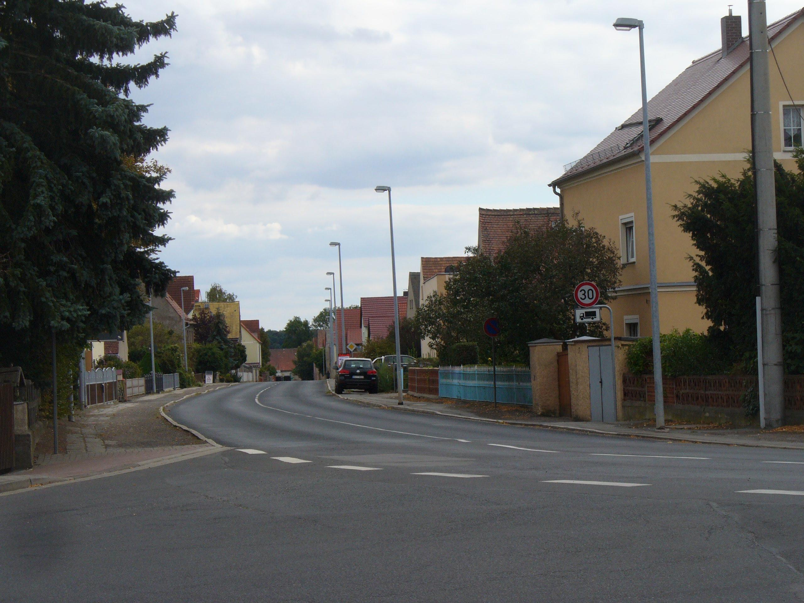 Kührener Hauptstraße wird ausgebaut