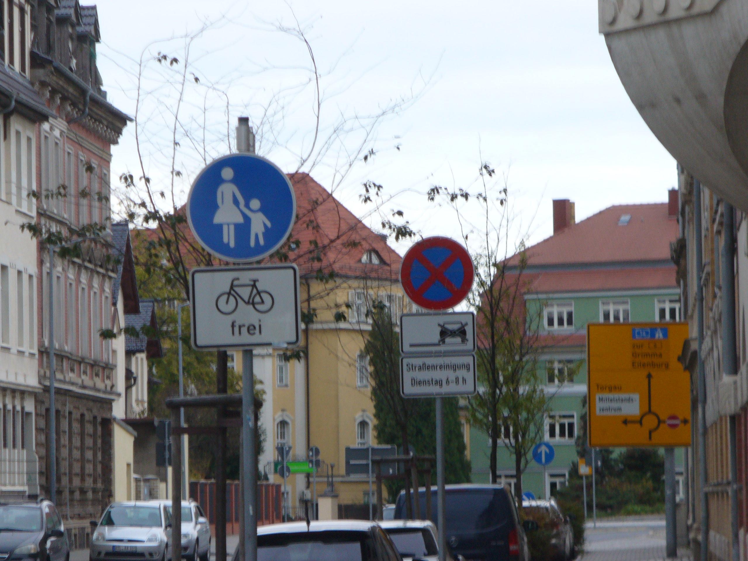 Wie sicher radeln Kinder auf Wurzens Straßen?