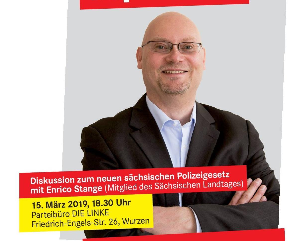 Freiheit versus Sicherheit – Diskussion zum neuen sächsischen Polizeigesetz