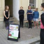 Kanthaus-Bewohner eröffnen Verschenkeladen