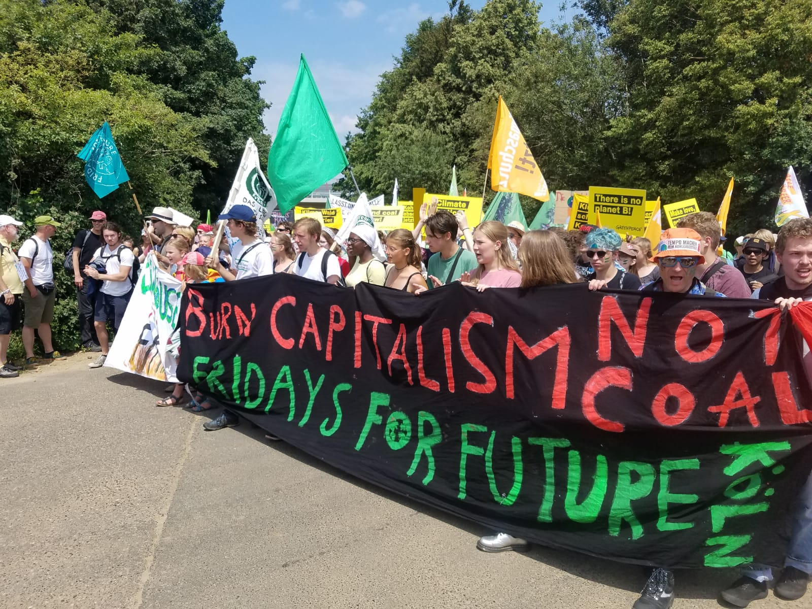 """Fridays For Future"" startet in Wurzen"