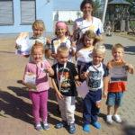 Rüsselchen-Mannschaft erfolgreich beim Ringelnatzlauf