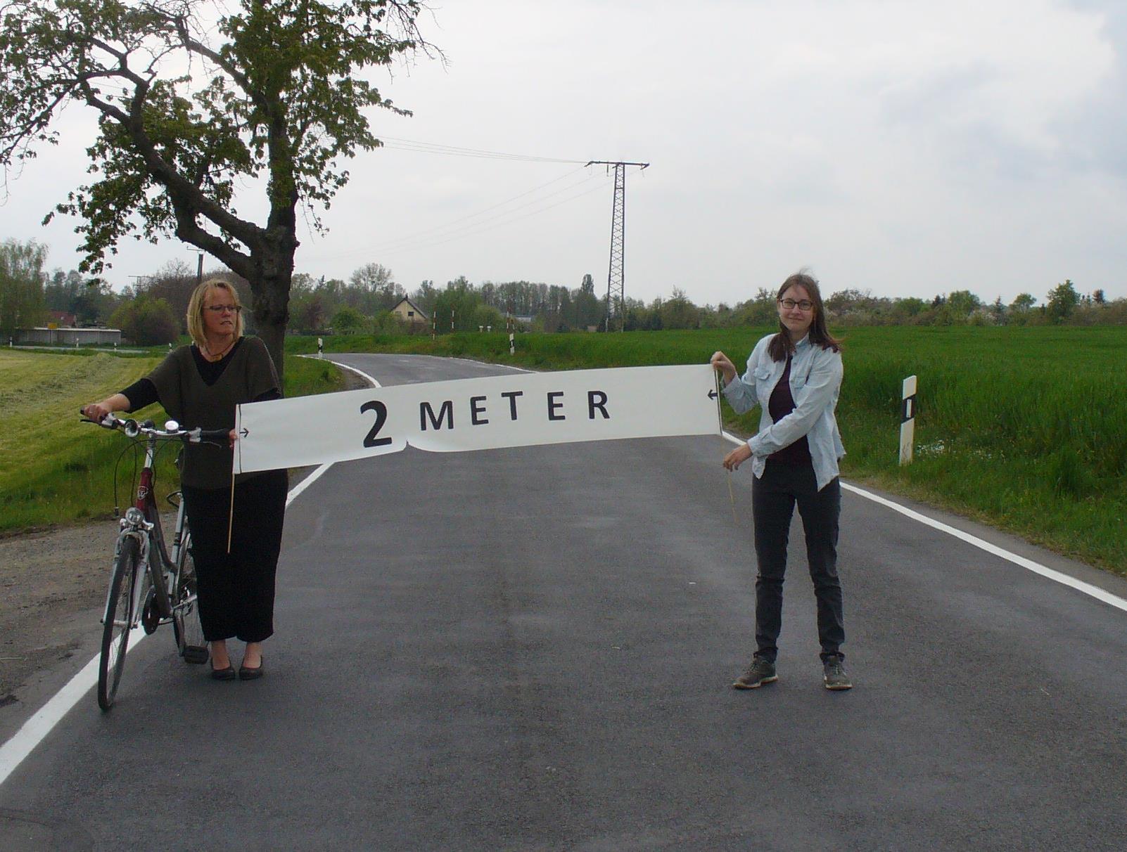 Bürgerinitiative Radweg S42 macht mobil