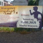Ringelnatz-Läufer  erobern Wurzener Innenstadt